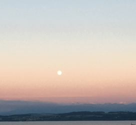 La lune juin 2019